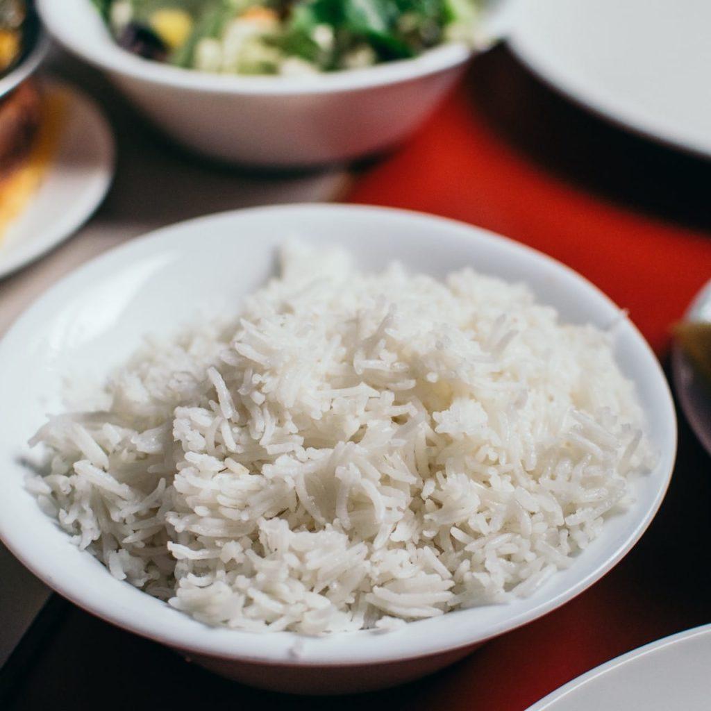 ciotola di riso pilaf